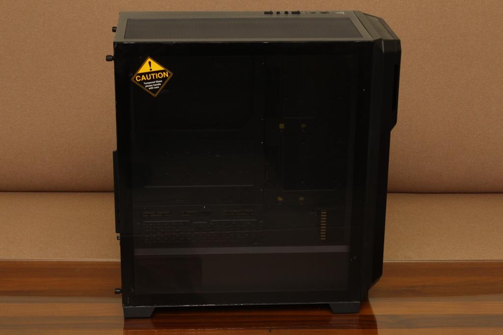 安鈦克Antec DP502 FLUX鋼化玻璃透側機殼-面板造型高顏值,F-L...6847
