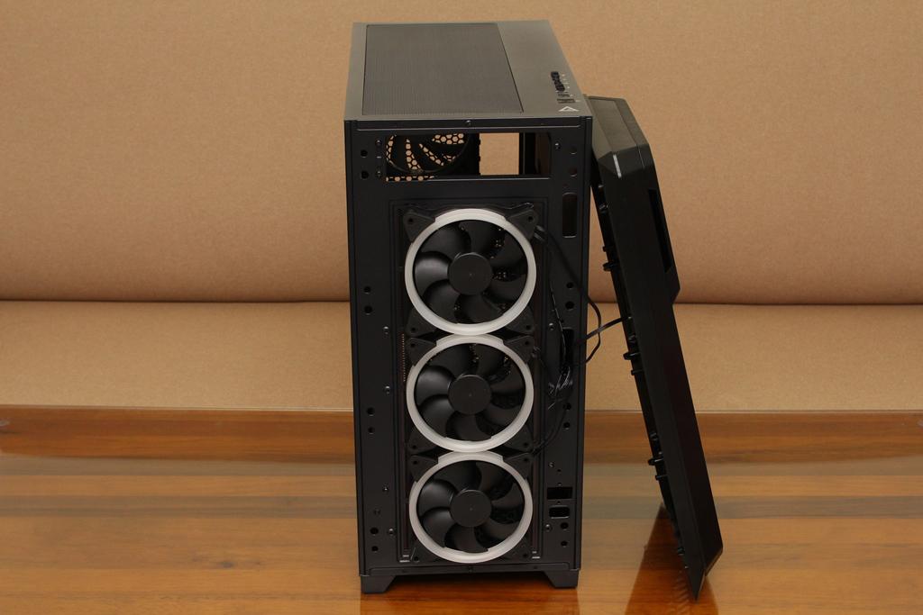 安鈦克Antec DP502 FLUX鋼化玻璃透側機殼-面板造型高顏值,F-L...4174