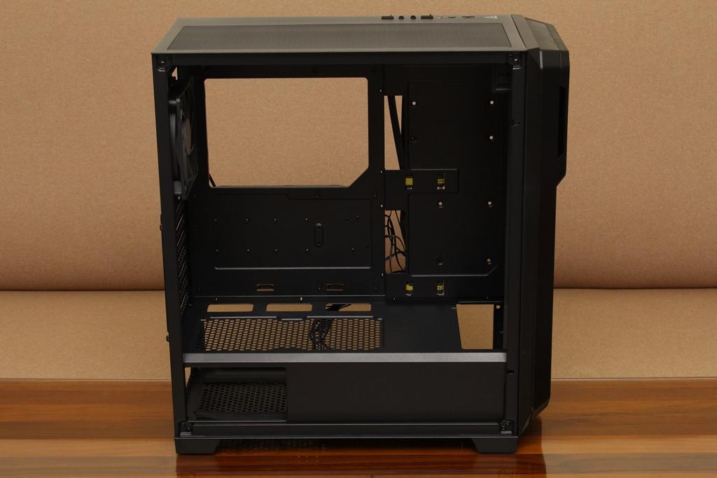 安鈦克Antec DP502 FLUX鋼化玻璃透側機殼-面板造型高顏值,F-L...8607