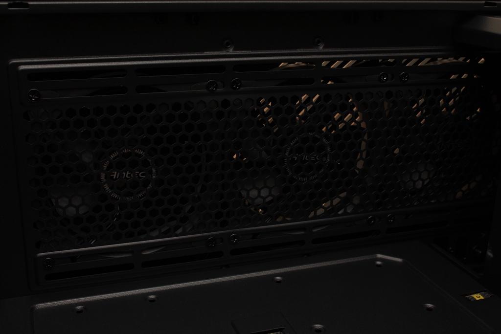 安鈦克Antec DP502 FLUX鋼化玻璃透側機殼-面板造型高顏值,F-L...3259