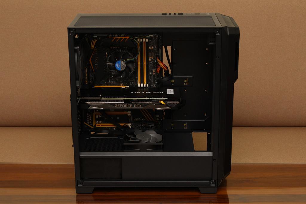 安鈦克Antec DP502 FLUX鋼化玻璃透側機殼-面板造型高顏值,F-L...3015