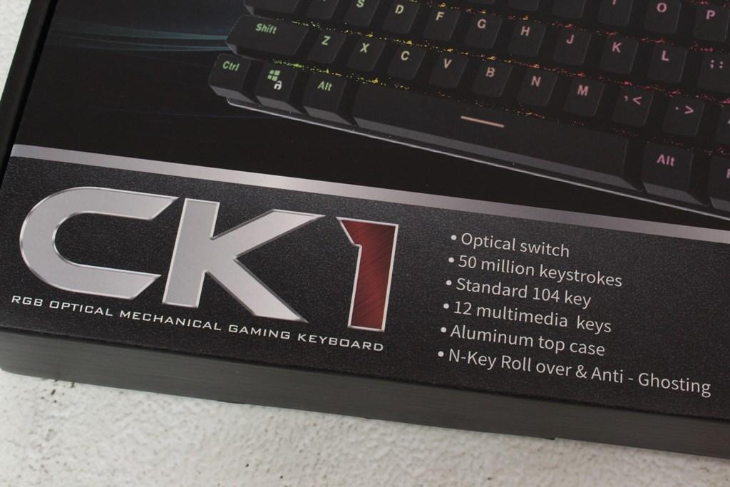 B.FRiEND CK1機械光軸電競鍵盤-價格超親民的機械光軸鍵盤,挑戰最佳CP值寶座
