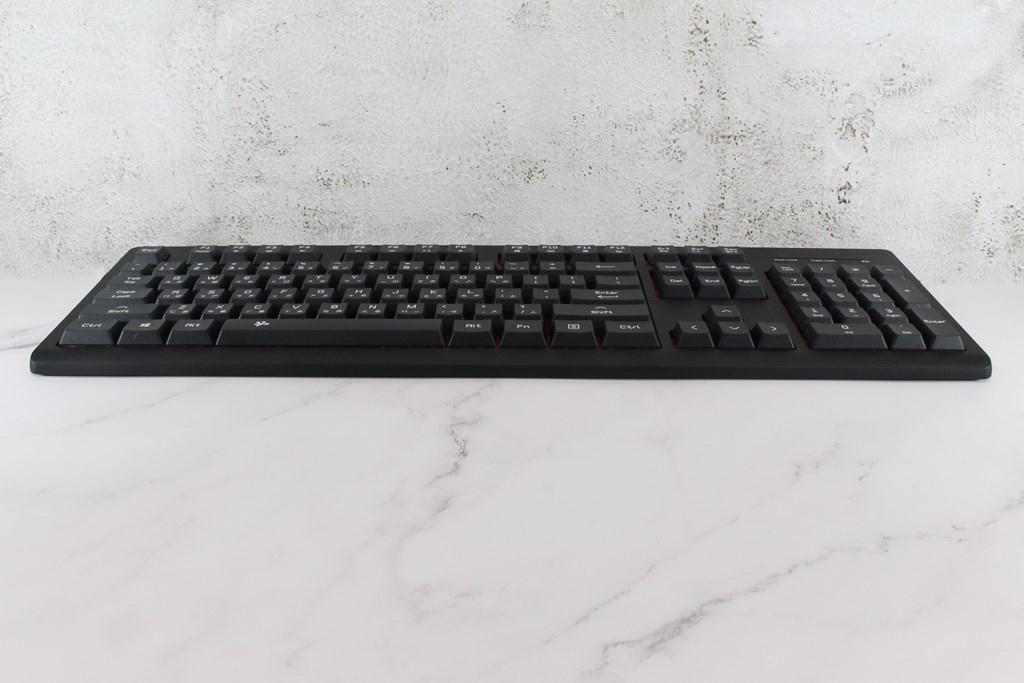B.FRiEND RF800無線靜音辦公鍵盤-剪刀腳按鍵結構,辦公室的最佳靜音夥伴