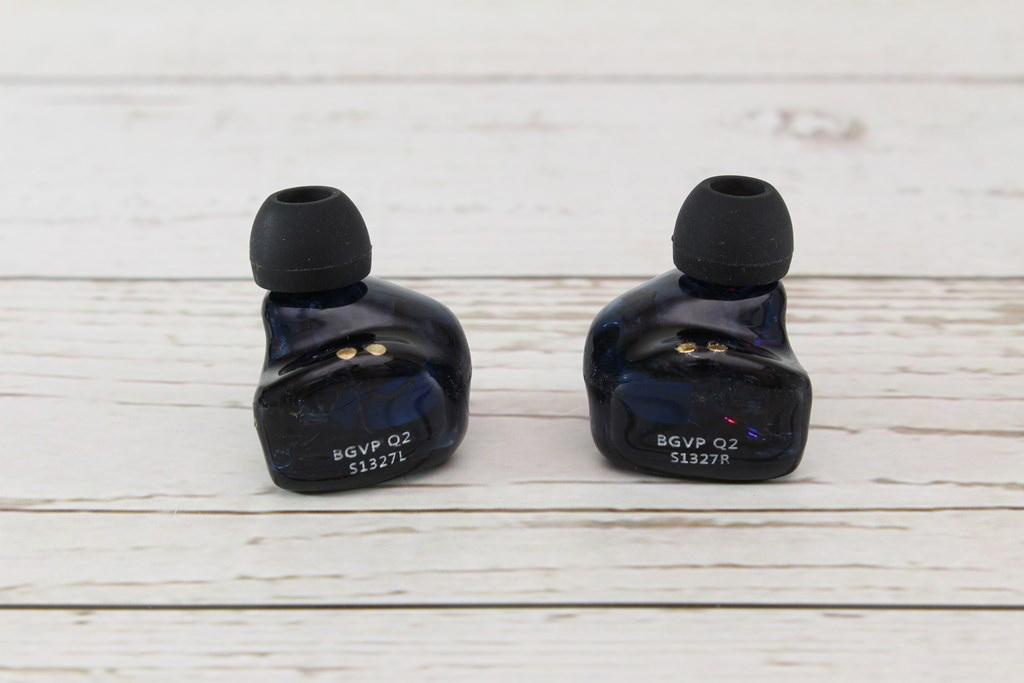 BGVP Q2真無線藍牙耳機-搭載雙Knowles動鐵,有線/無線雙模自由選