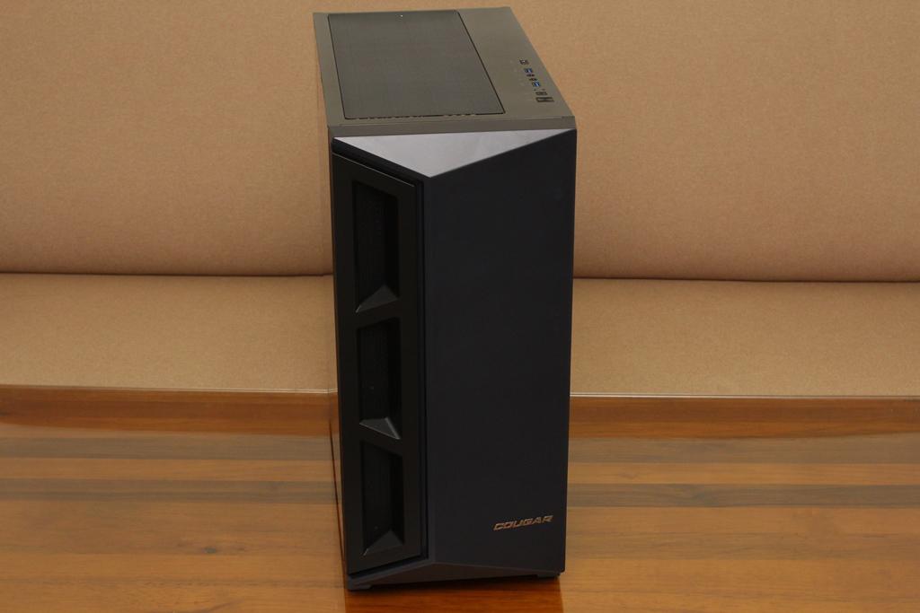 美洲獅COUGAR DarkBlader X5 RGB中塔機殼-低調內斂的視覺燈效,...121