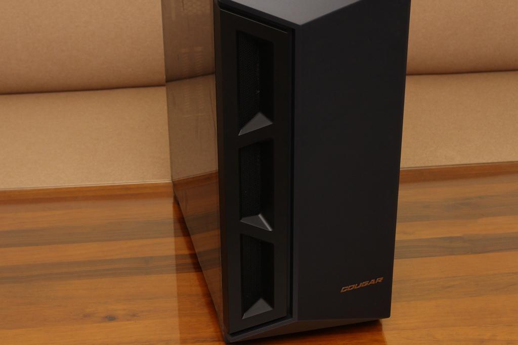 美洲獅COUGAR DarkBlader X5 RGB中塔機殼-低調內斂的視覺燈效,...469