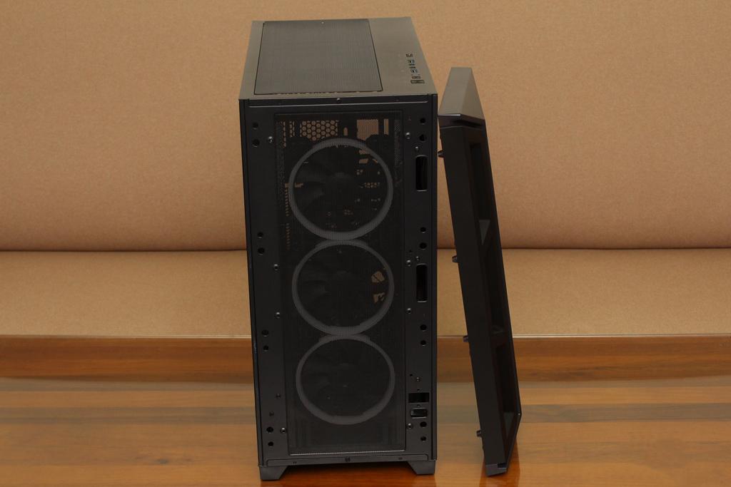 美洲獅COUGAR DarkBlader X5 RGB中塔機殼-低調內斂的視覺燈效,...3273