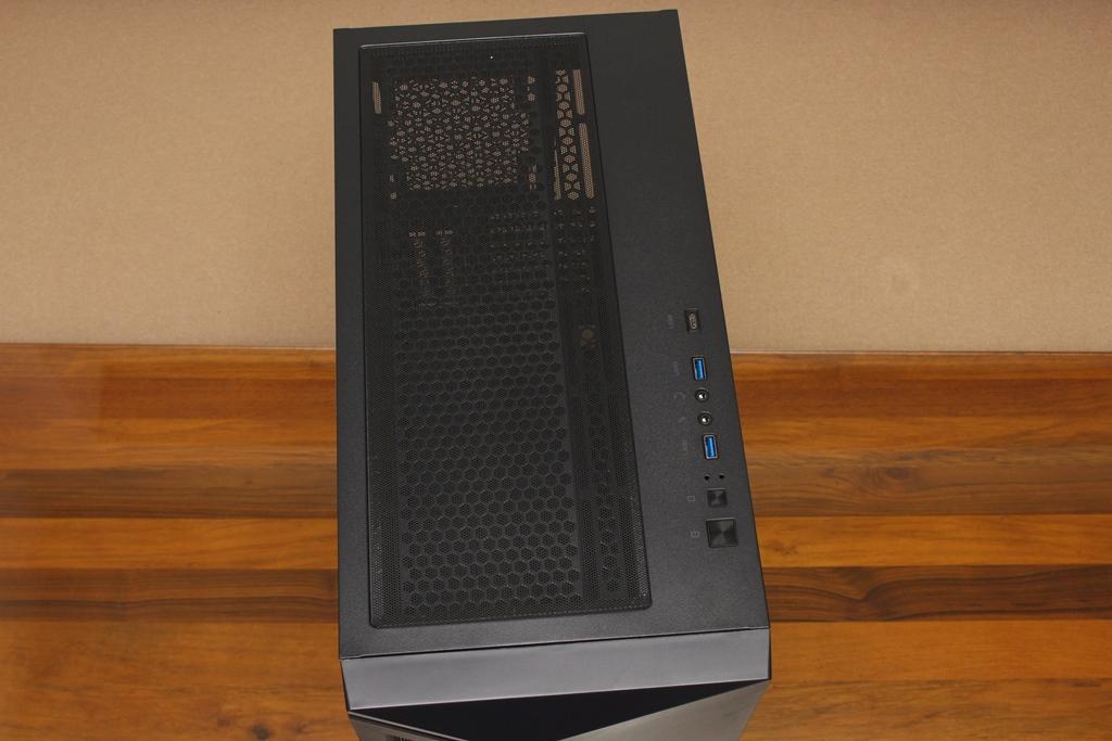 美洲獅COUGAR DarkBlader X5 RGB中塔機殼-低調內斂的視覺燈效,...7276