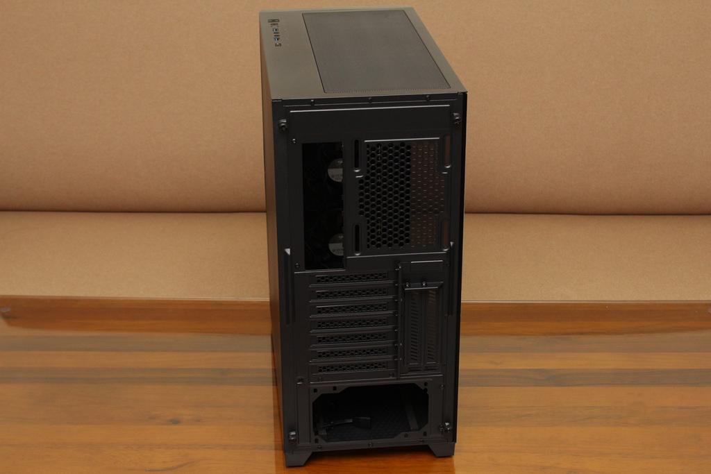 美洲獅COUGAR DarkBlader X5 RGB中塔機殼-低調內斂的視覺燈效,...4363