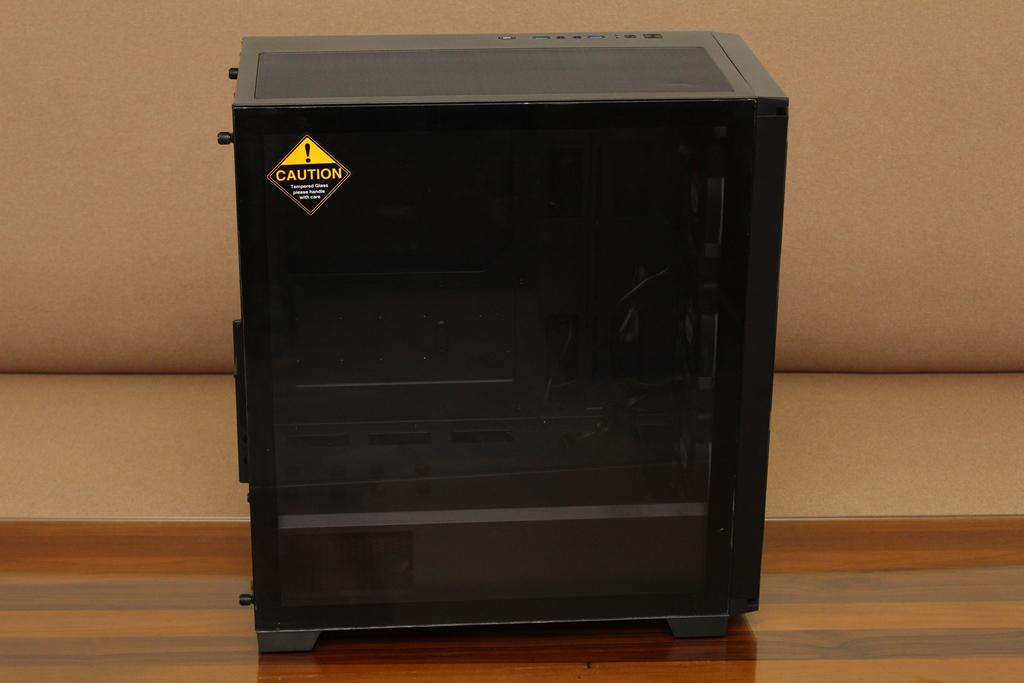 美洲獅COUGAR DarkBlader X5 RGB中塔機殼-低調內斂的視覺燈效,...9725