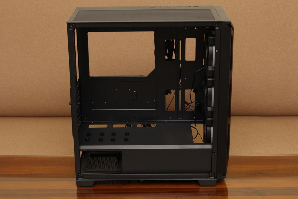 美洲獅COUGAR DarkBlader X5 RGB中塔機殼-低調內斂的視覺燈效,...7754