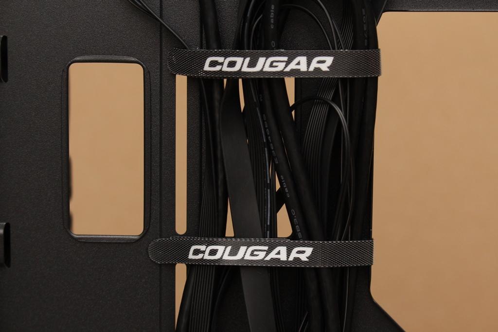 美洲獅COUGAR DarkBlader X5 RGB中塔機殼-低調內斂的視覺燈效,...9619