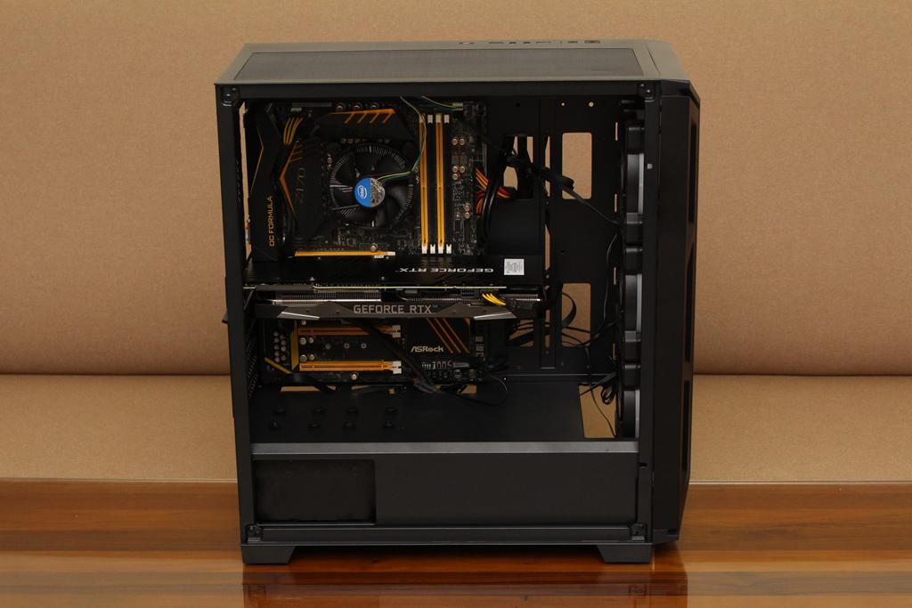 美洲獅COUGAR DarkBlader X5 RGB中塔機殼-低調內斂的視覺燈效,...6790
