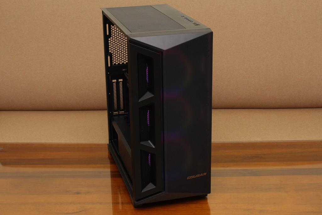 美洲獅COUGAR DarkBlader X5 RGB中塔機殼-低調內斂的視覺燈效,...6964