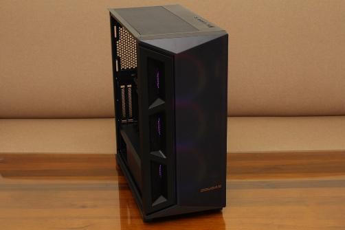 美洲獅COUGAR DarkBlader X5 RGB中塔機殼-低調內斂的視覺燈效,...7681