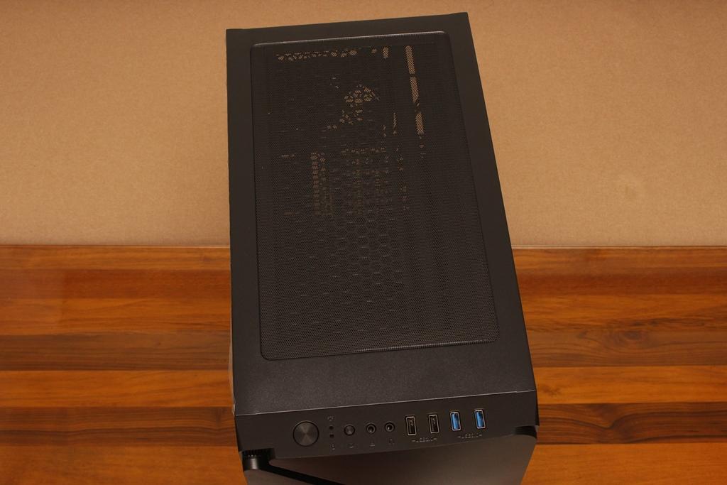 安耐美ENERMAX MarbleShell MS30冰曜石ATX ARGB中塔機殼-獨特面板...7961