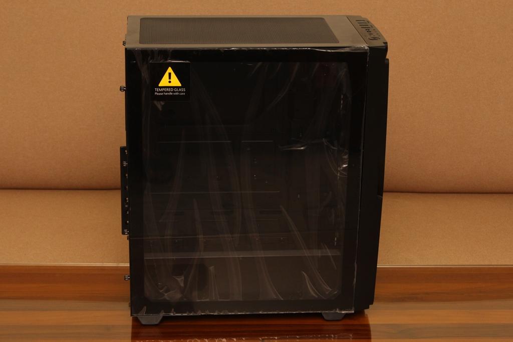 安耐美ENERMAX MarbleShell MS30冰曜石ATX ARGB中塔機殼-獨特面板...6765
