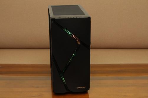 安耐美ENERMAX MarbleShell MS30冰曜石ATX ARGB中塔機殼-獨特面板...6515