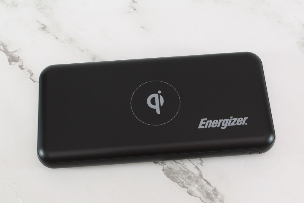 勁量 Energizer QE10007PQ 10W無線快充行動電源-支援PD與QC 3.0快充技術,更能無線充電,無所不充!