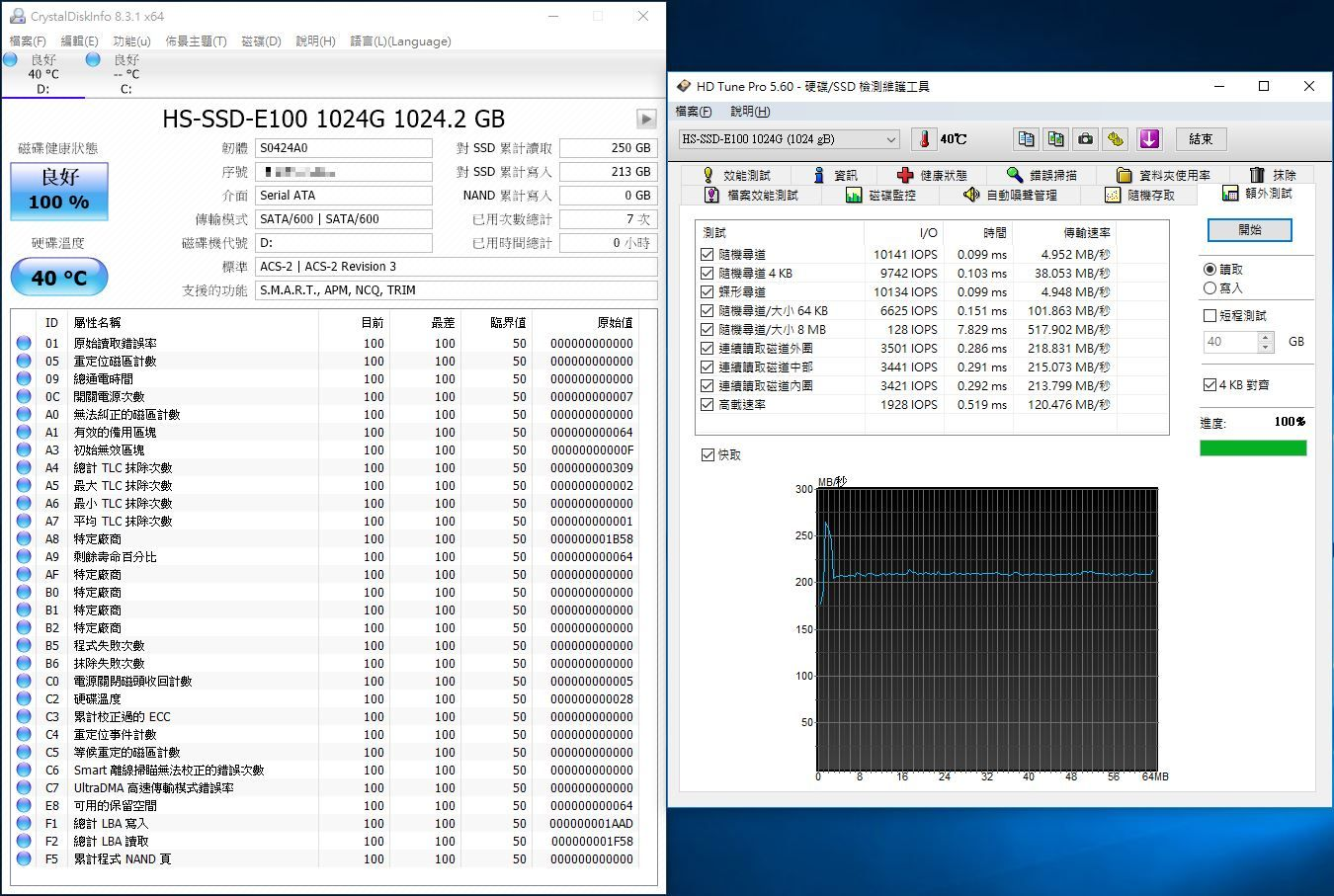 海康HIKVISION E100 1TB SSD固態硬碟-大容量時代來臨,價格親民輕鬆入主固態硬碟