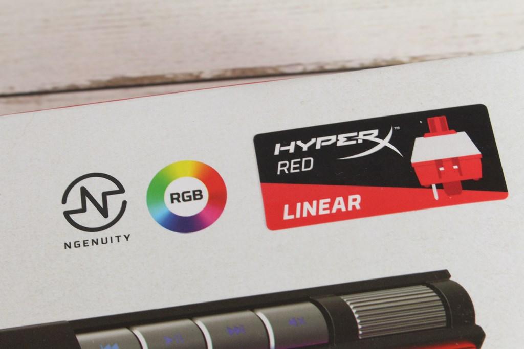 HyperX Alloy Elite 2機械式電競鍵盤-雙色布丁透光鍵帽,視覺效果再升級 - 6
