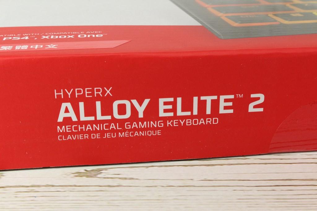 HyperX Alloy Elite 2機械式電競鍵盤-雙色布丁透光鍵帽,視覺效果再升級 - 13