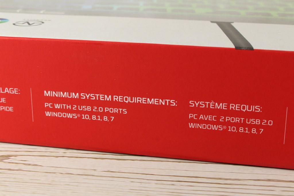 HyperX Alloy Elite 2機械式電競鍵盤-雙色布丁透光鍵帽,視覺效果再升級 - 16