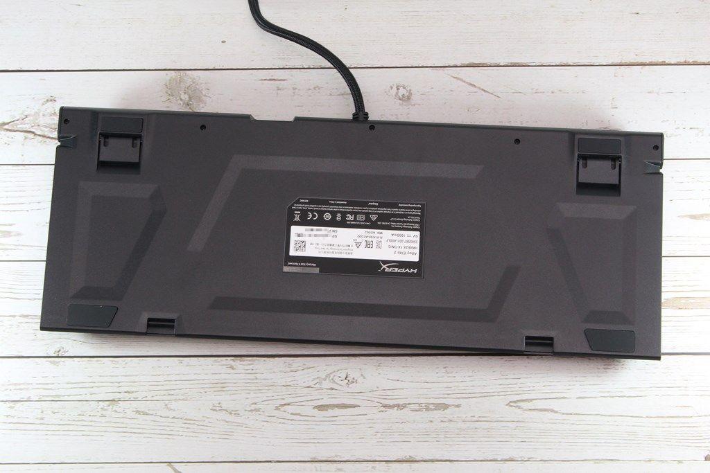 HyperX Alloy Elite 2機械式電競鍵盤-雙色布丁透光鍵帽,視覺效果再升級 - 33
