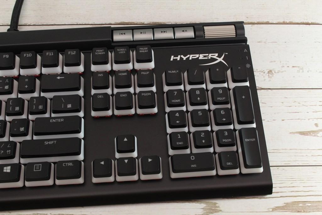 HyperX Alloy Elite 2機械式電競鍵盤-雙色布丁透光鍵帽,視覺效果再升級 - 26