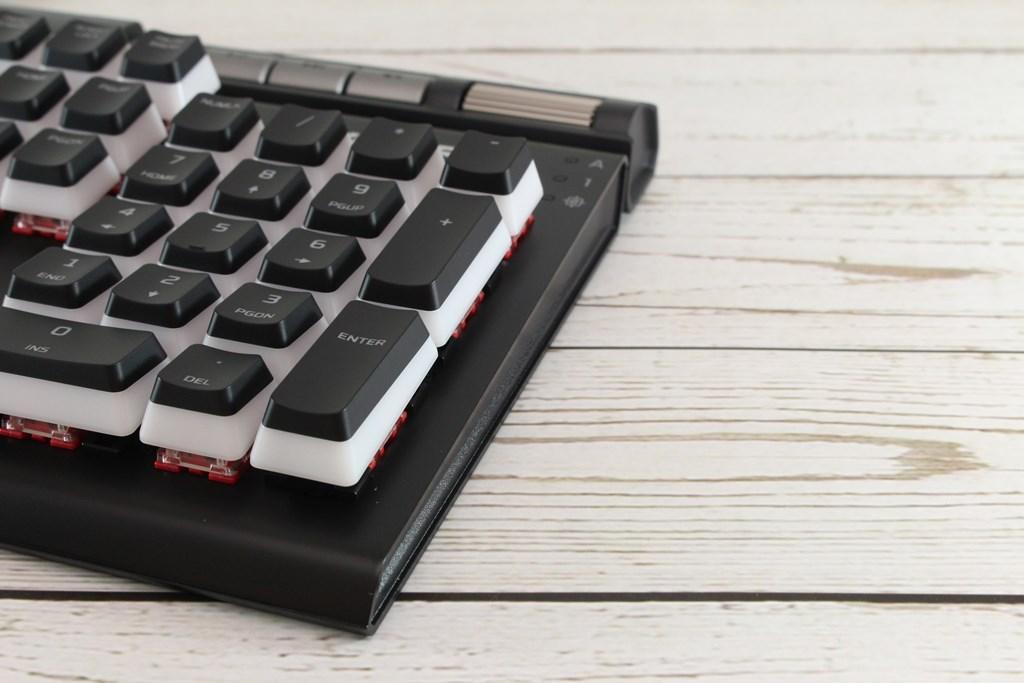 HyperX Alloy Elite 2機械式電競鍵盤-雙色布丁透光鍵帽,視覺效果再升級 - 30