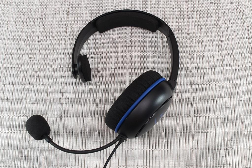 HyperX Cloud Chat聊天耳機-單耳罩設計,PS4對戰聊天好夥伴 - 31