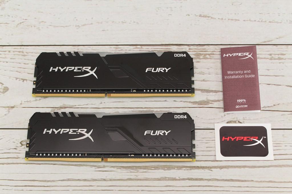 HyperX FURY RGB SSD固態硬碟與DDR4電競記憶體-電競主機效能升級有感,更帶來RGB吸睛視覺燈效