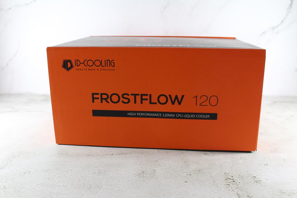 ID-COOLING FROSTFLOW 120-R一體式水冷散熱器-120mm水冷也能壓制In...2294