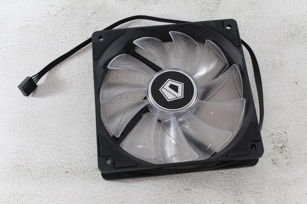 ID-COOLING FROSTFLOW 120-R一體式水冷散熱器-120mm水冷也能壓制In...532