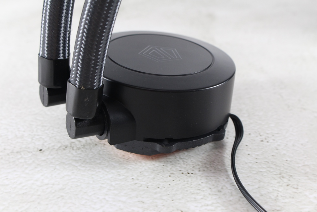 ID-COOLING FROSTFLOW 120-R一體式水冷散熱器-120mm水冷也能壓制In...9558