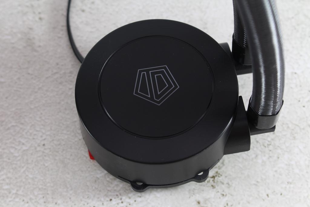 ID-COOLING FROSTFLOW 120-R一體式水冷散熱器-120mm水冷也能壓制In...9242