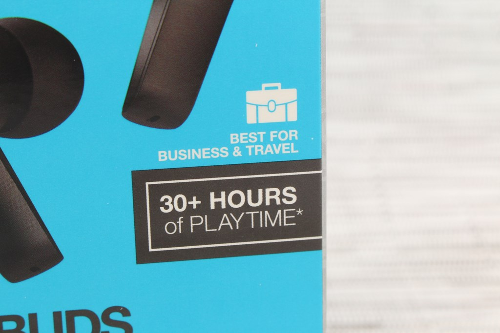 JLab JBuds Air Executive真無線藍牙耳機-擁有30小時總續航力,商務美型典雅個性