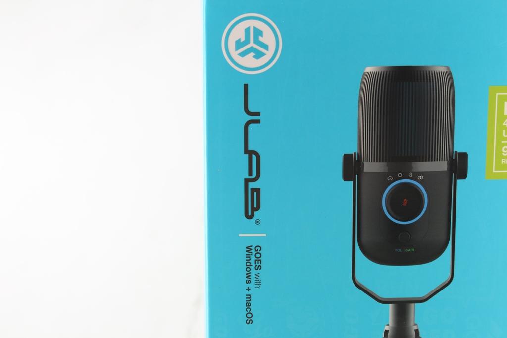 JLab TALK USB麥克風-高CP值錄音設備,實況主與Podcast收音新選擇
