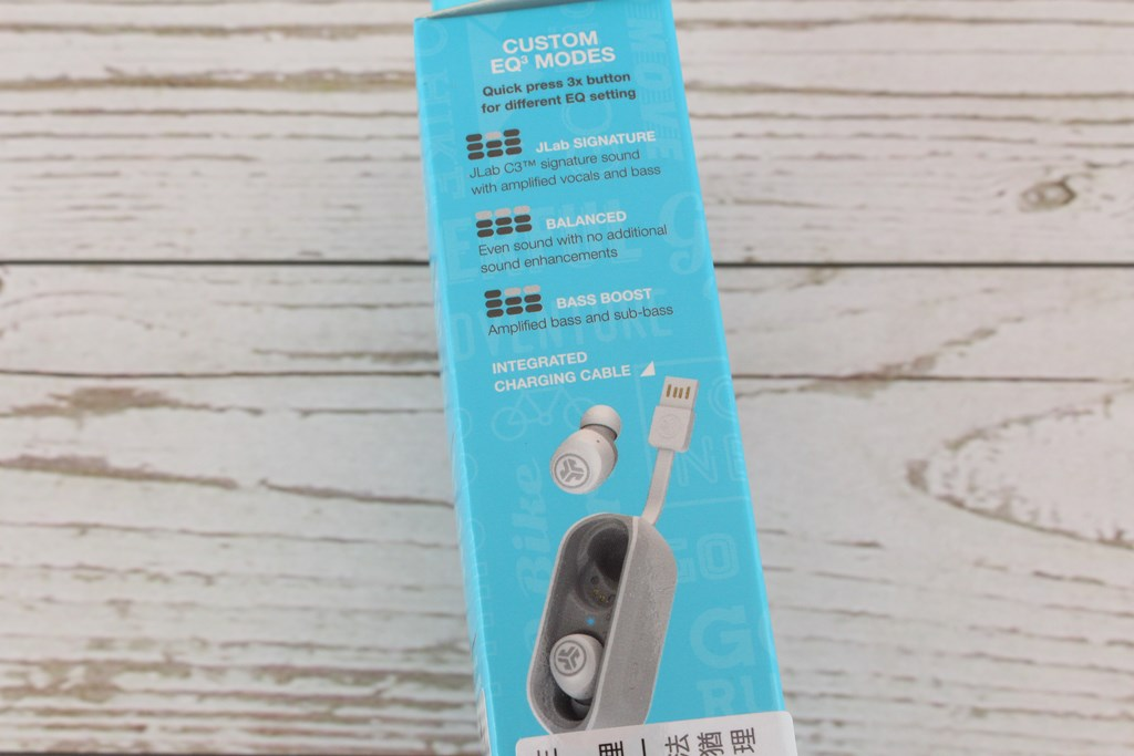 稱霸入門款真無線耳機的第一選擇–超高CP值JLab GO AIR真無線藍牙耳機