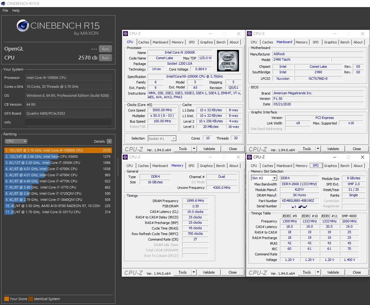 科賦KLEVV CRAS XR RGB DDR4-4000超頻電競記憶體-環形視覺導光條質感再升級,高頻率DDR4-4600超頻樂趣讓你玩得夠!