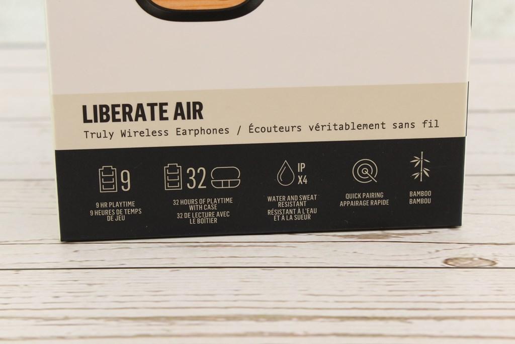 榮獲2020 CES創新大獎-MARLEY Liberate Air真無線藍牙耳機深度開箱推薦
