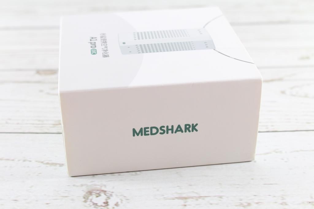 MEDSHARK 秒鯊「A1Pro 攜掛型空淨機x UVC殺菌」-隨身淨化空氣,健康呼吸沒煩惱