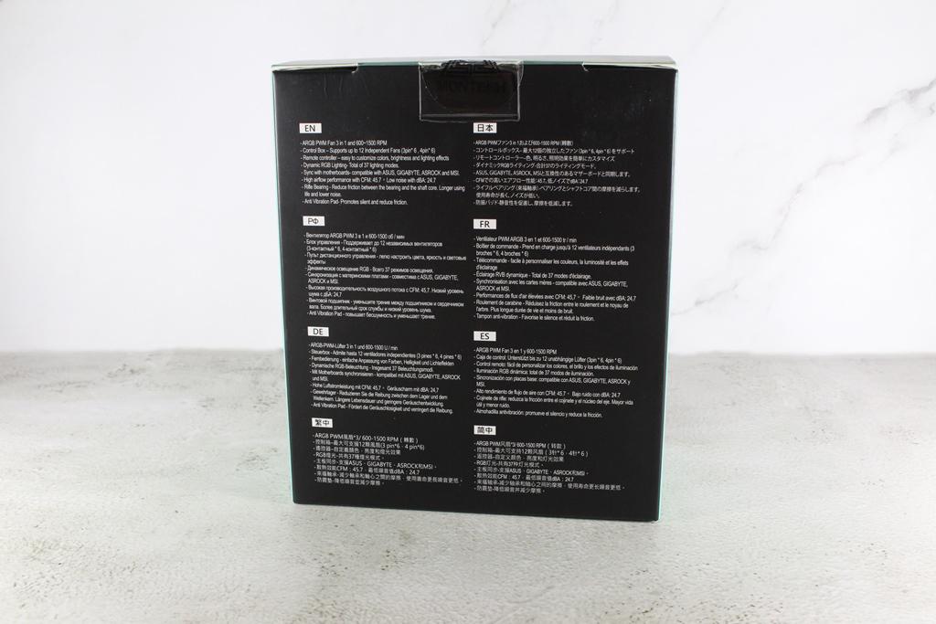 君主MONTECH Z3 PRO ARGB PWM 3 IN 1風扇-搭載ARGB控制器,升級機...5101