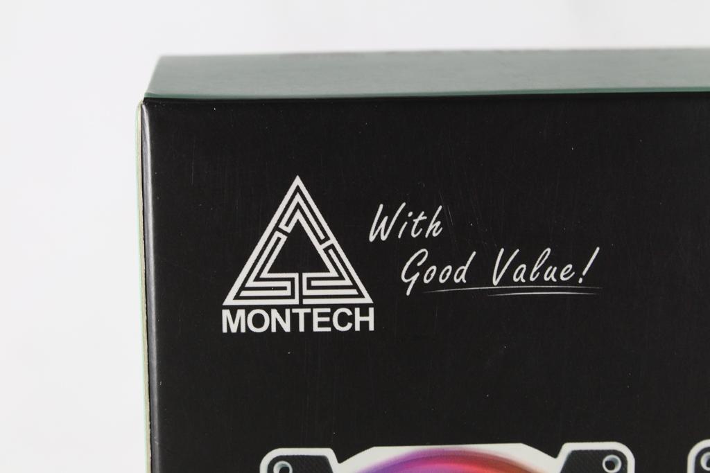 君主MONTECH Z3 PRO ARGB PWM 3 IN 1風扇-搭載ARGB控制器,升級機...7596
