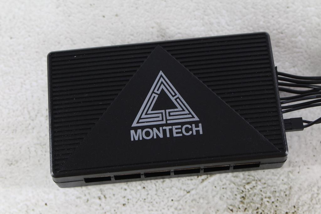 君主MONTECH Z3 PRO ARGB PWM 3 IN 1風扇-搭載ARGB控制器,升級機...9485