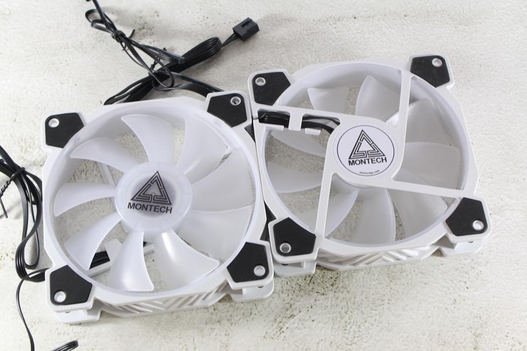 君主MONTECH Z3 PRO ARGB PWM 3 IN 1風扇-搭載ARGB控制器,升級機...3461