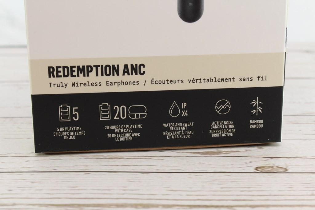 MARLEY Redemption ANC降噪真無線藍牙耳機-高通QCC 5124高階晶片,降噪加持純淨音質體驗再升級 - 8
