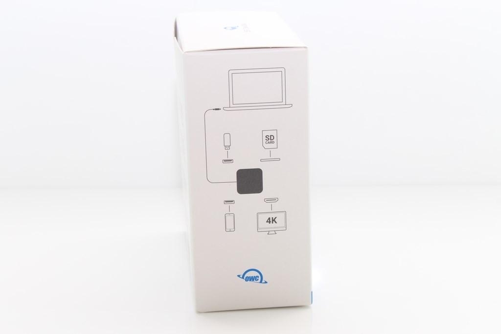 OWC USB-C Travel Dock 2.0多功能擴充座-商務旅行好夥伴,USB-C擴充隨身輕巧帶著走