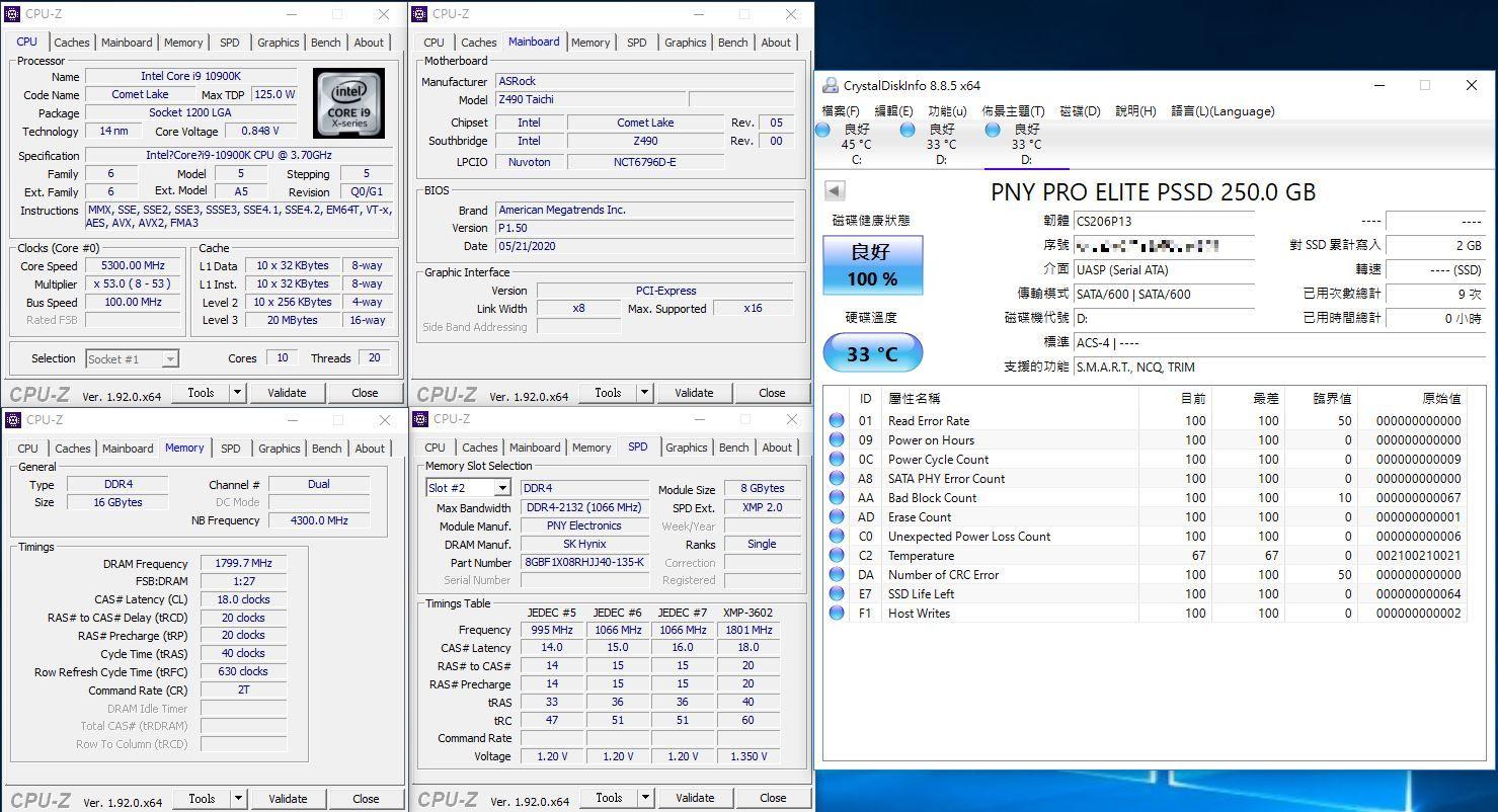 必恩威PNY Pro Elite USB3.1 Gen2 Type-C外接式固態硬碟-輕薄小巧好攜帶,高速傳輸輕鬆帶著走!
