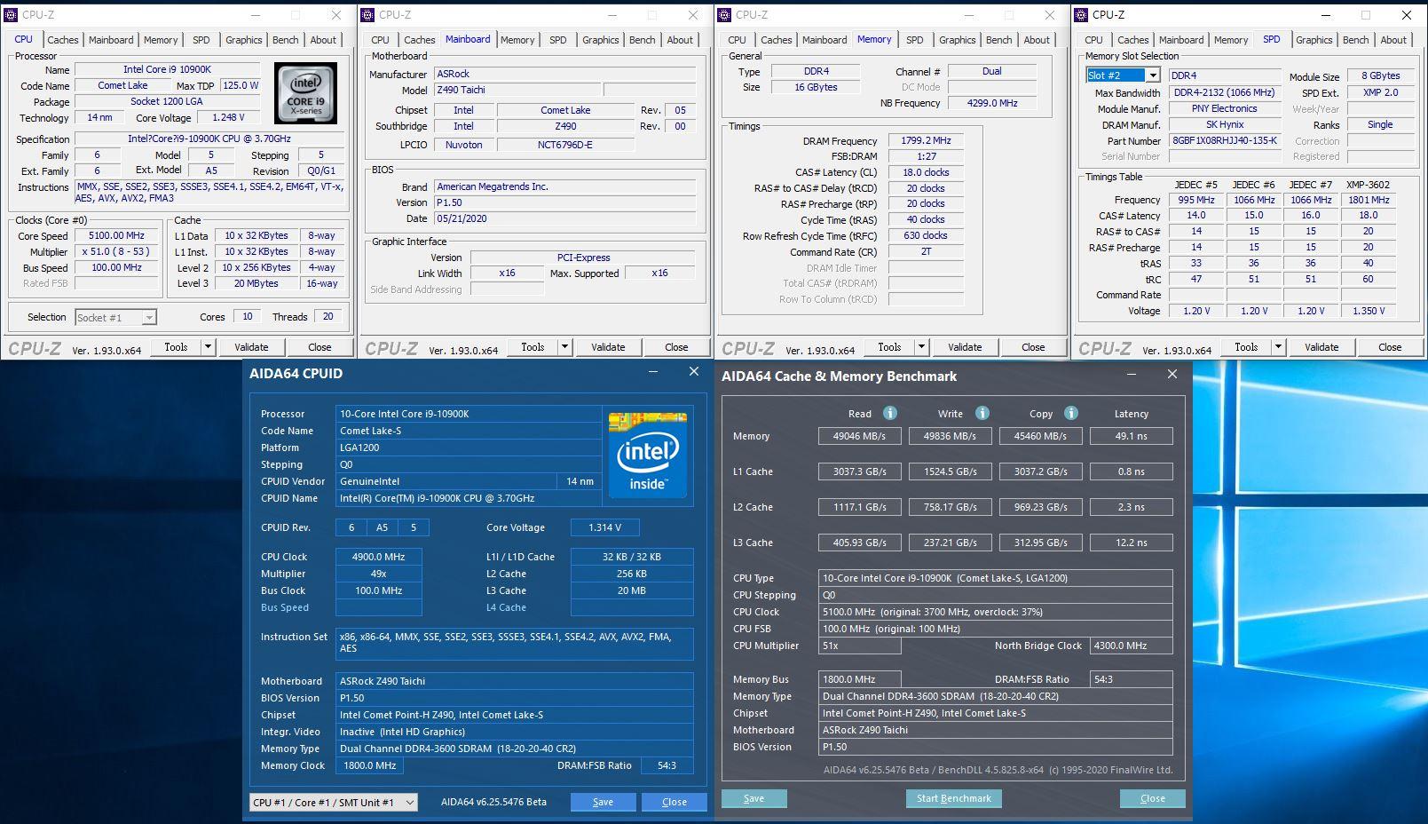 必恩威PNY XLR8 DDR4-3600MHz RGB超頻記憶體-視覺燈效絢麗,更帶來高頻率優質效能與超頻表現